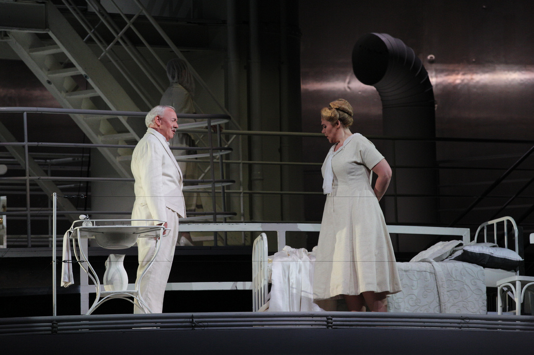 The Passenger Florida Grand Opera by Alexander Medvedev